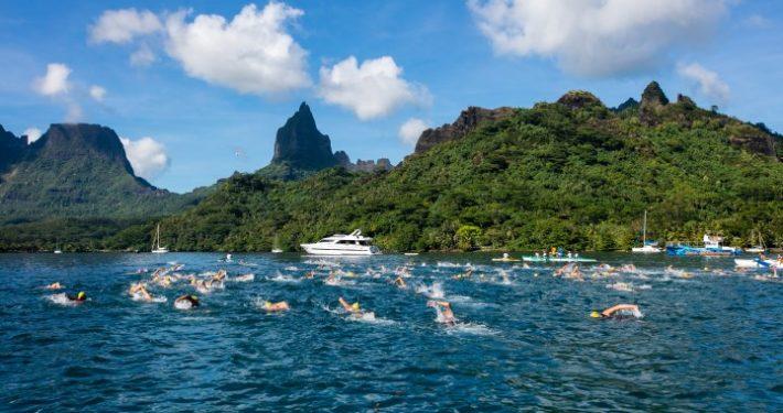 Carte Du Monde Tahiti.Xterra Tahiti Triathlon And Trail In Tahiti
