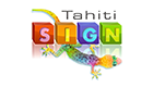 Tahiti Sign