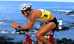 Mark Allen 1995 Ironman Triathlon World Championship